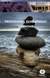 Interactive Professional Development Calendar cover